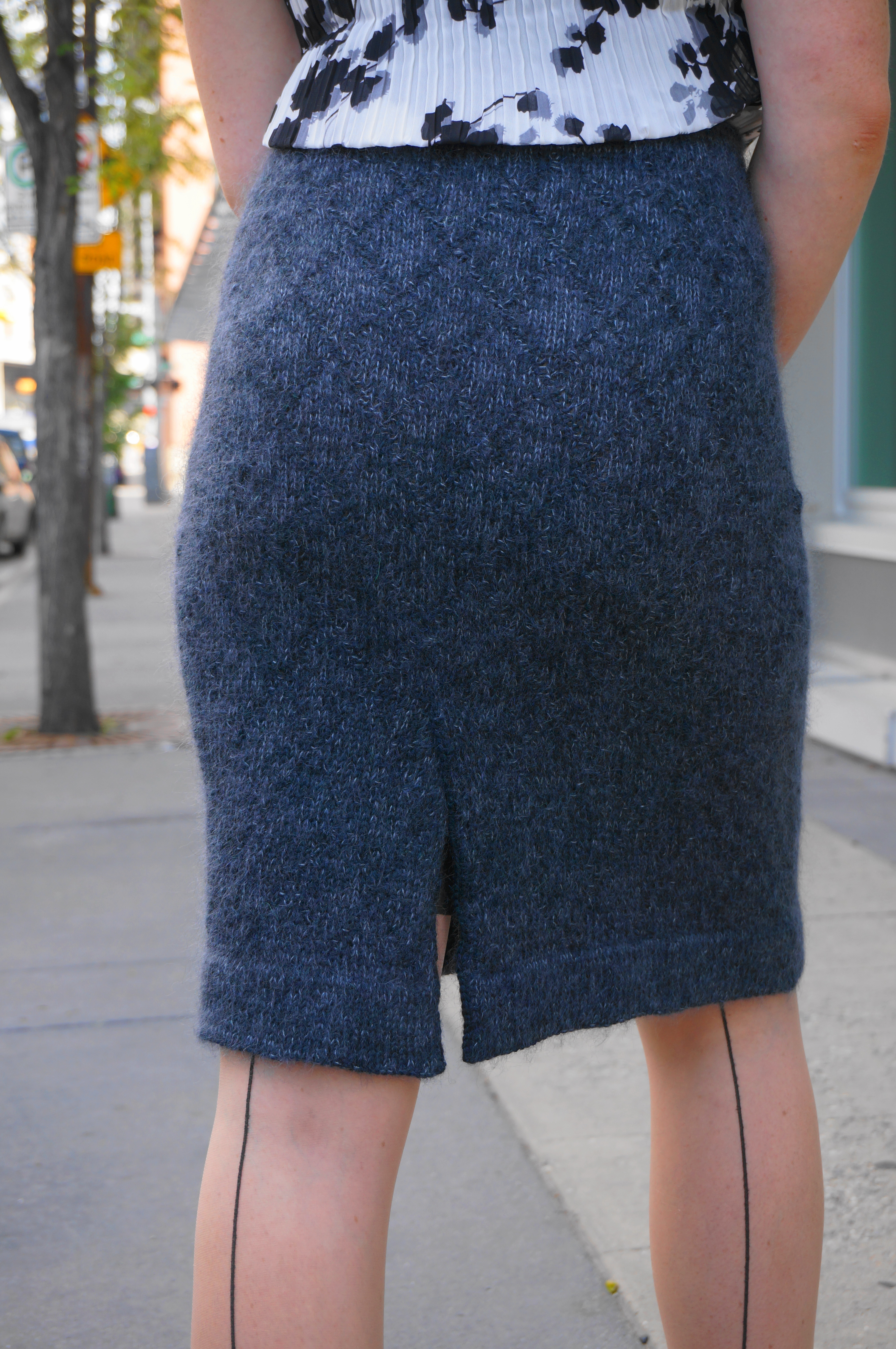 Magnificent Knitted Skirt Patterns Embellishment - Sewing Pattern ...