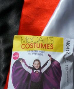 Atticus's costume stuff
