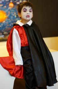 Atticus's Costume