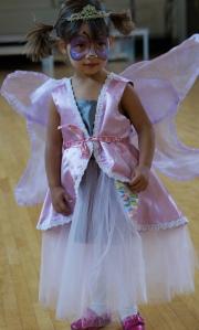 Pippa's costume